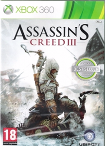 Assassins Creed 3 Używana XBOX 360/ONE