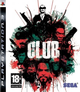 The Club Używana PS3