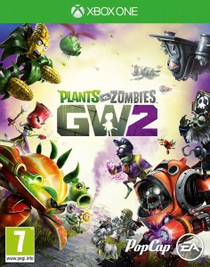 Plants vs Zombies: Garden Warfare 2 PL XBOX ONE