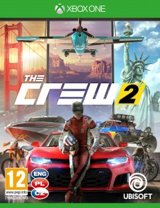 The Crew 2 PL XBOX ONE