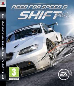 Need for Speed SHIFT Używana PS3