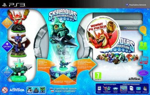 Skylanders Spyro's Adventures Starter Pack PL PS3