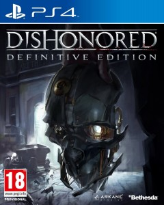 Dishonored The Definitive Edition PL PS4