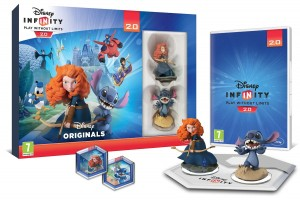 Disney Infinity 2.0 Plac Zabaw Combo Pack PL PS3