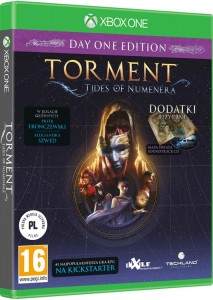 Torment Tides of Numenera Day 1 PL XBOX ONE