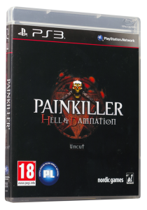 Painkiller: Hell & Damnation PL Uncut  PS3