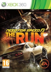Need for Speed:NFS The Run  XBOX 360