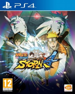 Naruto Ultimate Ninja Storm 4 PL PS4