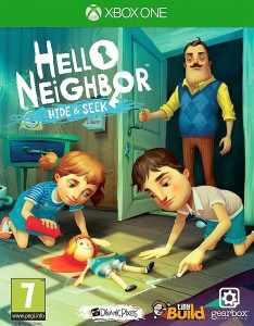 Hello Neighbor Hide & Seek PL XBOX ONE