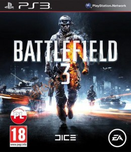 Battlefield 3 PL PS3