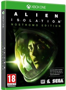 Alien: Isolation Nostromo Edition PL XBOX ONE