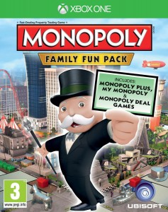 Monopoly Family Pack XBOX ONE