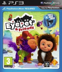 Eyepet & Friends PS3