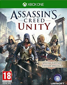 Assassins Creed Unity Special Edition XBOX ONE