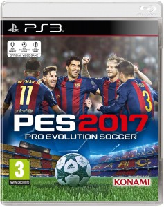 PES 2017  Pro Evolution Soccer D1  PS3