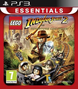 LEGO Indiana Jones 2 Używana PS3