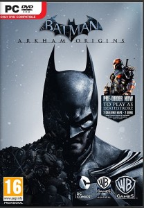 Batman: Arkham Origins PL + DLC  PC