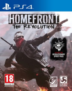 Homefront: The Revolution PL + DLC PS4