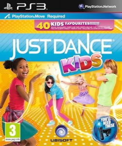 Just Dance Kids PS3