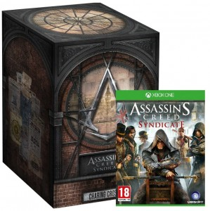 Assassins Creed Syndicate Charing Cross PL PS4 XBOX ONE