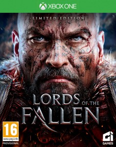 Lords of the Fallen Limited Edition PL XBOX ONE