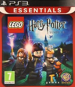 LEGO Harry Potter Years 1-4 Nowa PS3