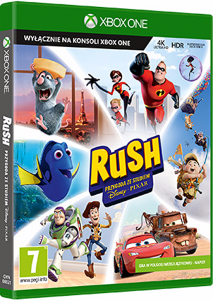 Kinect Rush PL XBOX ONE