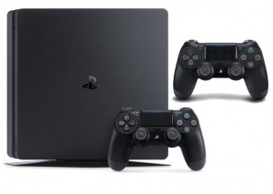 Konsola PlayStation 4 PS4 1TB Slim 2 Pady