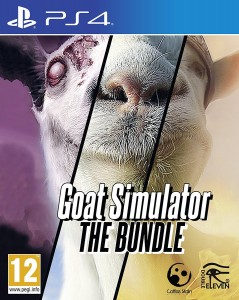 Goat Simulator Symulator Kozy: The Bundle PS4