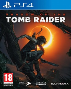 Shadow Of The Tomb Raider PL PS4