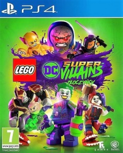 LEGO DC Super-Villains PL dubbing PS4