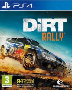 Dirt Rally Używana PS4