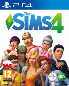The Sims 4 PL PS4