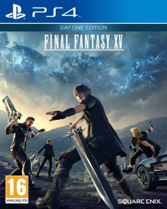 Final Fantasy XV: Day One Edition PS4