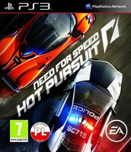 Need For Speed Hot Pursuit PL PS3