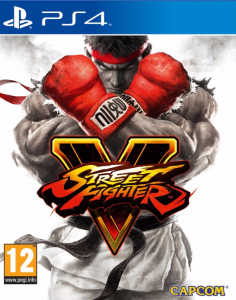 Street Fighter V PL PS4