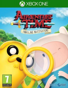 Adventure Time: Finn and Jake XBOX ONE
