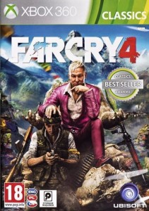 Far Cry 4 PL XBOX 360