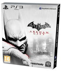 Batman: Arkham City PL Limited Używana PS3
