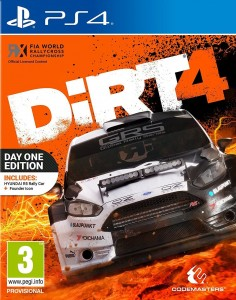 Dirt 4 PL D1 PS4