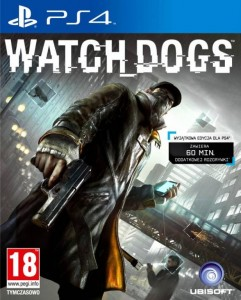 Watch Dogs PL D1 PS4