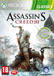 Assassin`s Creed III 3 PL XBOX 360
