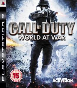 Call of Duty:World at War PS3