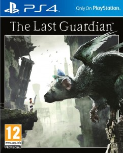 The Last Guardian PL PS4