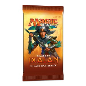 Mtg Rivals of Ixalian Booster