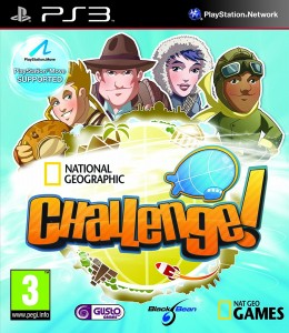 National Geographic Challange PS3