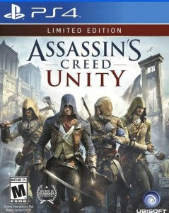 Assassins Creed Unity Limited Edition PS4