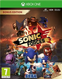 Sonic Forces Bonus Edition PL XBOX ONE