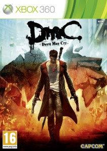 DMC: Devil May Cry PL XBOX 360