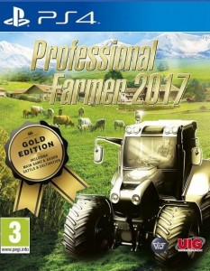 Professional Farmer 2017 PL Gold PS4